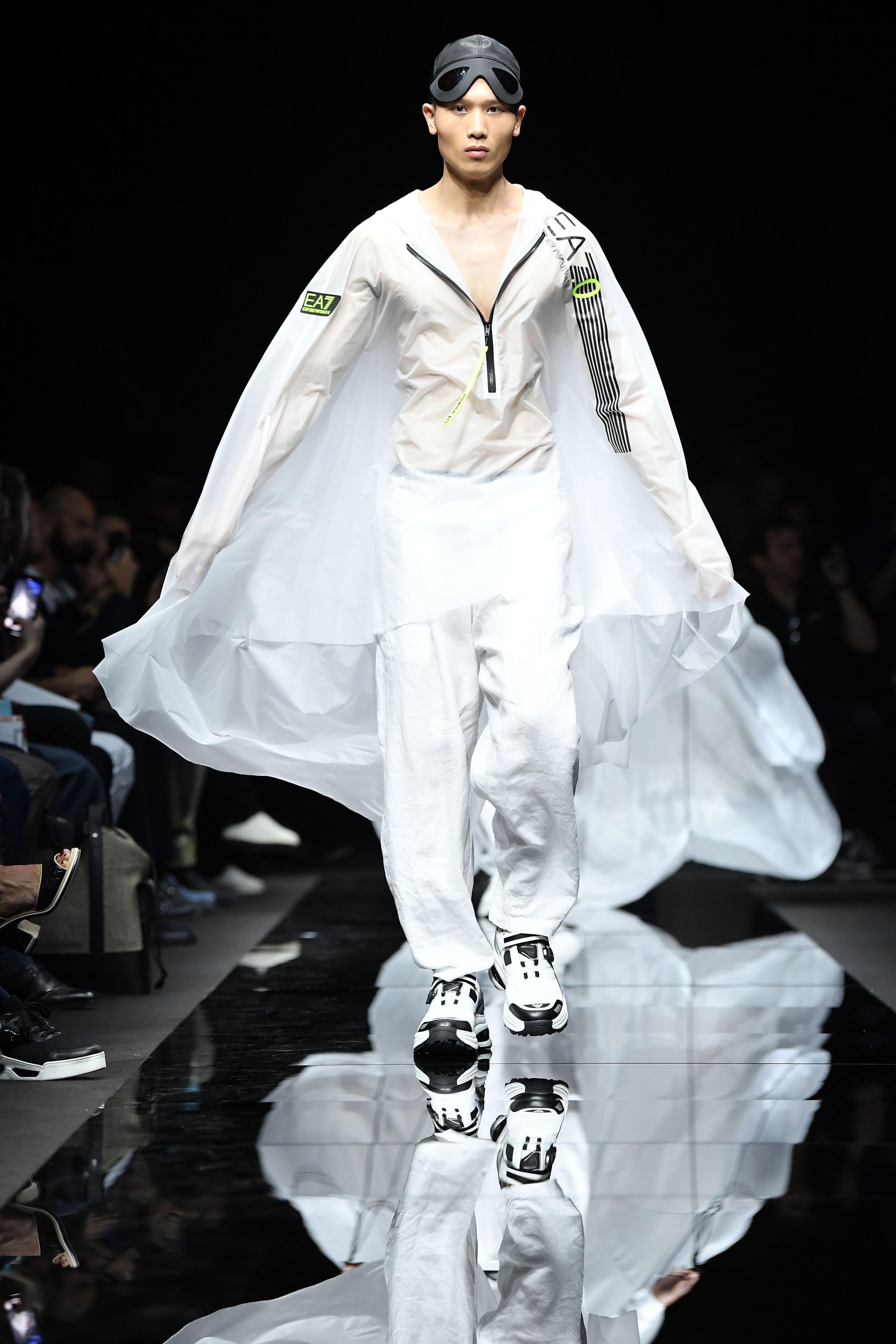 Men S Fashion Week Highlights Cnn Style