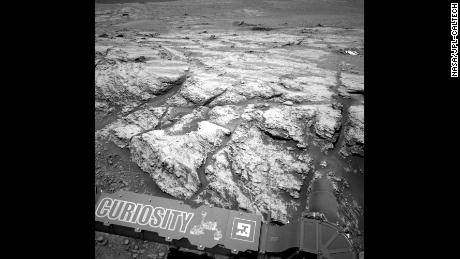 Curiosity rover detects highest levels of methane on Mars