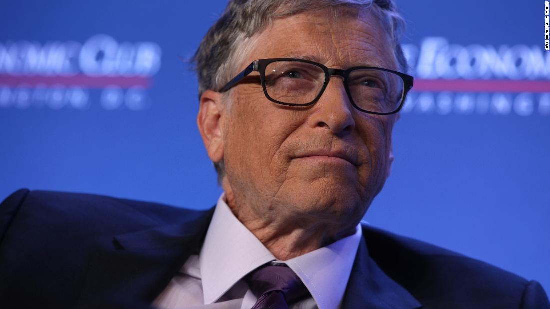 Bill Gates reveals the biggest mistake of his career