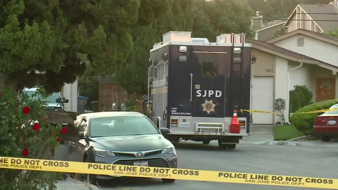 A 4-hour standoff in California ends with 5 people killed in a murder-suicide