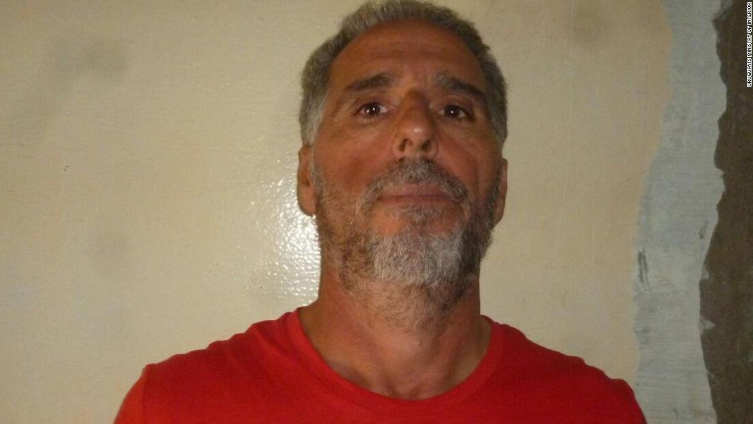 Rocco Morabito, Italian mafia boss, escapes from Uruguayan prison - CNN