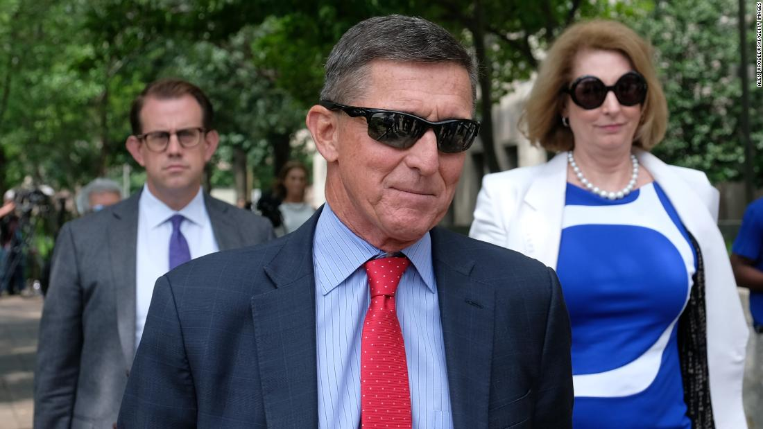 Michael Flynn asks to withdraw his guilty plea