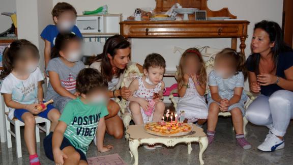 When it came to celebrating birthdays, Angela