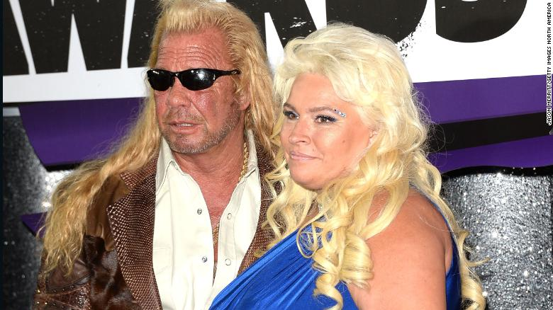 Dog The Bounty Hunter Opens Up About Wifes Death