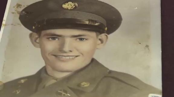 Korean War Veteran Dale Quick