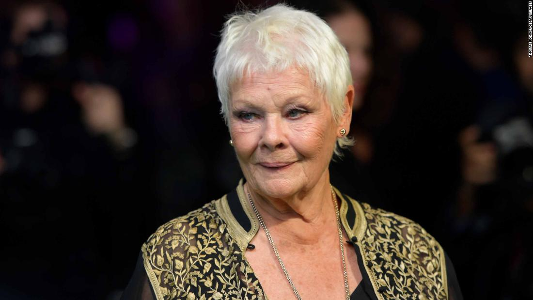 Judi Dench says work of Weinstein and Spacey should not be forgotten