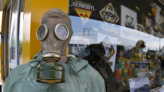 A new TV series has stoked tourism to the Chernobyl disaster site and renewed debate over the ethics of so-called dark tourism.