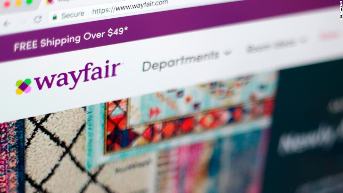 Wayfair workers plan walkout in protest of company's bed sales to migrant camps