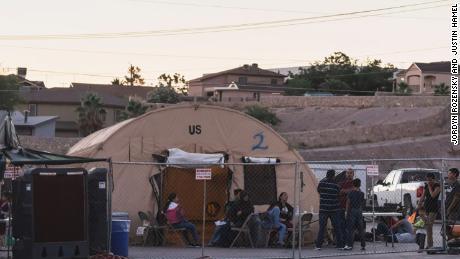 The Ysleta Border Patrol in El Paso, TX.