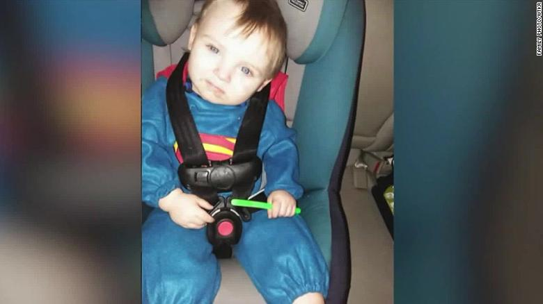 Search continues for missing two-year-old in Virginia
