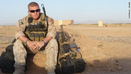 Patrick Sauer spent 16 years in the US military before switching to esports.