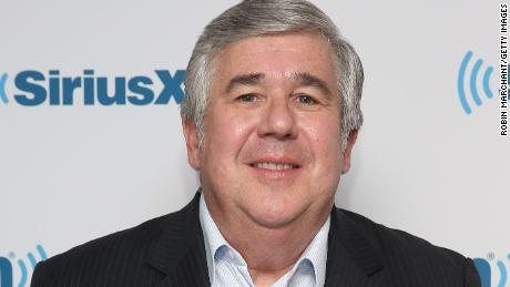 NEW YORK, NY - MAY 09:  Bob Ley visits at SiriusXM Studios on May 9, 2017 in New York City.  (Photo by Robin Marchant/Getty Images)