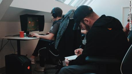 The veterans spend countless hours analysing every game.