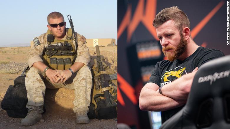 ผลการค้นหารูปภาพสำหรับ The elite military veterans nurturing the new generation of professional gamers