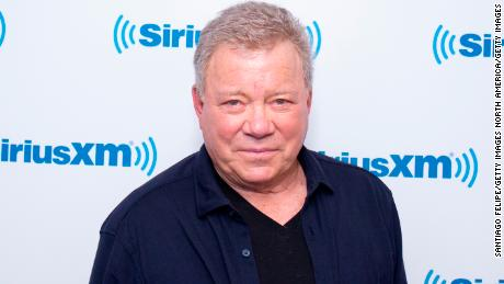 "William Shatner is known best for his role in ""Star Trek,"" but he has recorded several albums."