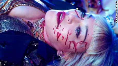 A Scene from Madonna's Music Video,