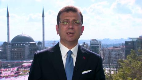 Exclusive: The mayor-to-be who defied Erdogan