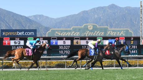 Breeders Cup Is Going To Stay At Santa Anita This Year