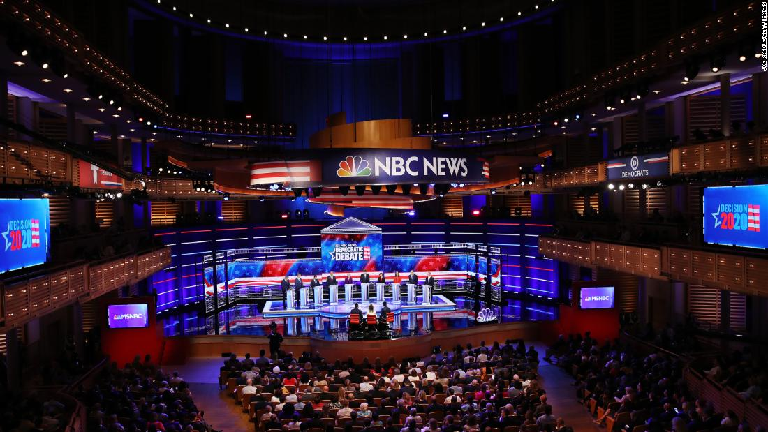 Democrats tried to speak Spanish at the debate. How'd they do?