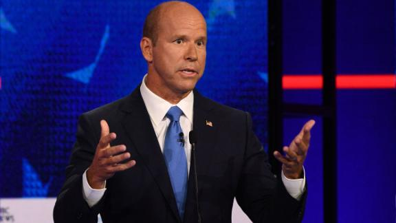 John Delaney, a former congressman from Maryland, was the first Democrat to enter the 2020 presidential race. He announced his candidacy way back in July 2017.