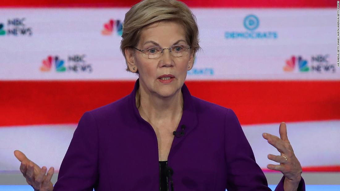 Elizabeth Warren warns another financial crisis is coming -- but she has a plan