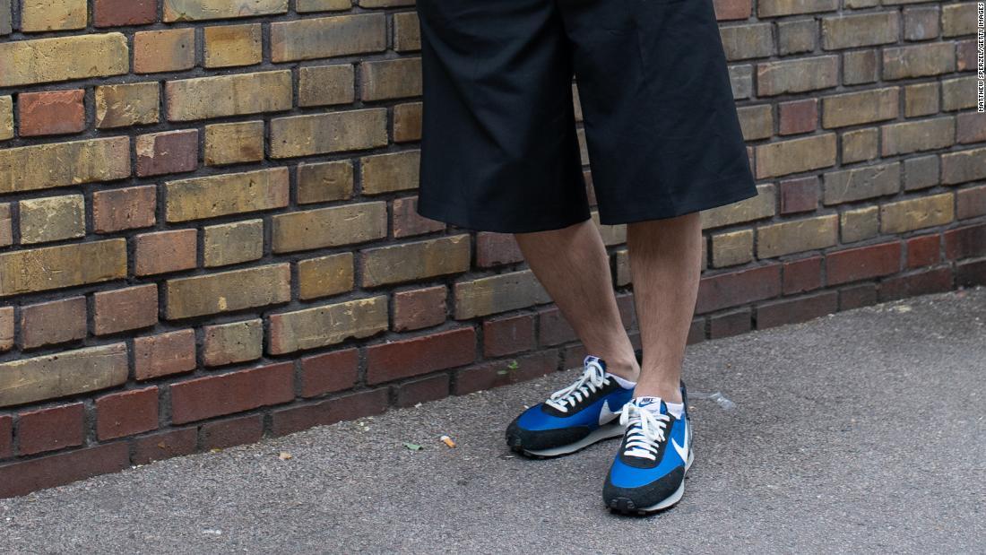 Nike pulls sneakers from China after backlash over Hong Kong