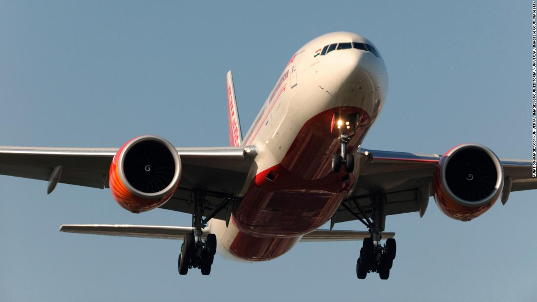 Air India flight in emergency landing at London Stansted after bomb threat