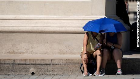 Climate crisis: Europe's cities dangerously unprepared for heat wave hell