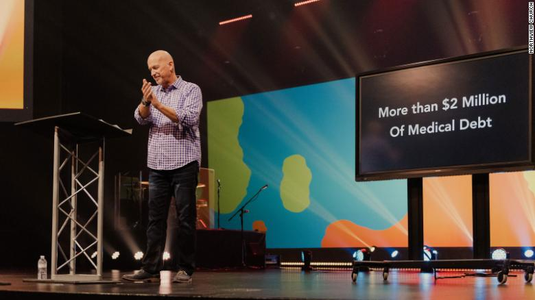 Northview Church in Indiana raised enough money to alleviate about $4 million in medical debt in their community.