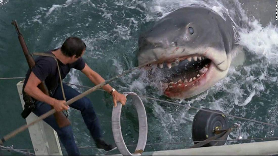 How the movie 'Jaws' forever changed the film industry