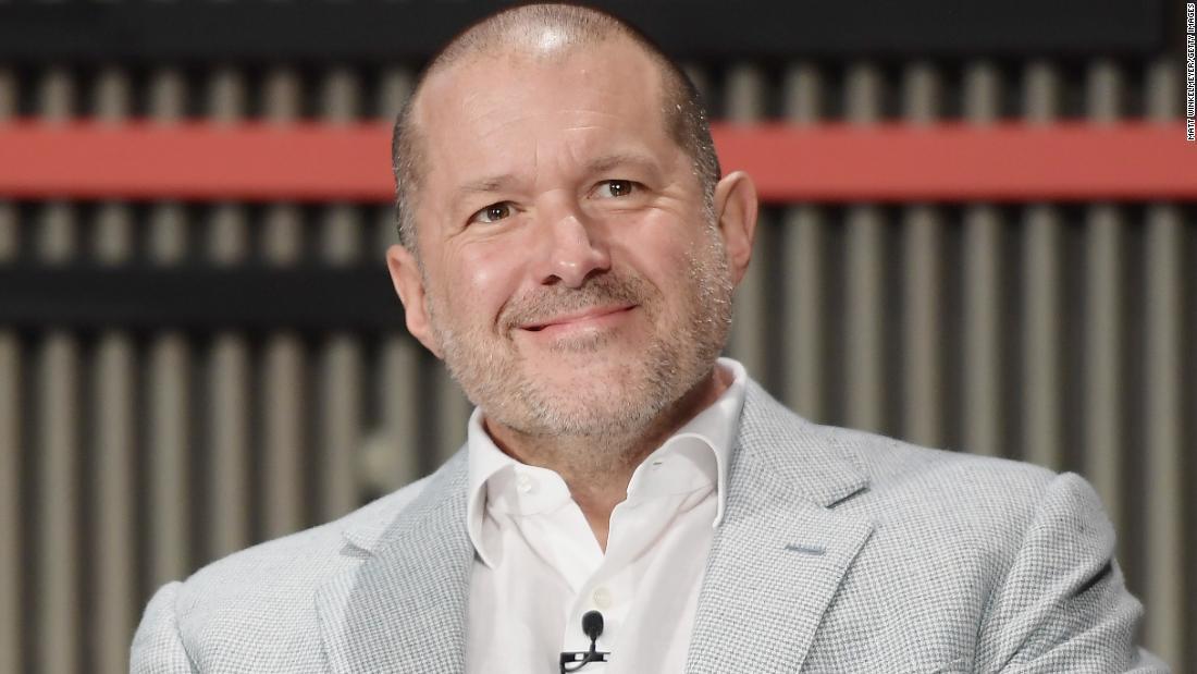 Apple's Jony Ive is leaving the company