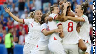 US women's soccer team is dominant  That's because most of