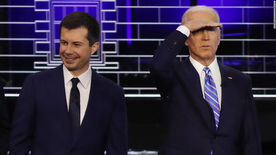 Joe Biden dominates, but Pete Buttigieg makes inroads with Obama's elite bundlers