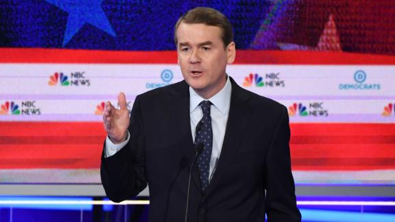 Bennet, a US senator serving his second term in Colorado, has pitched himself as a pragmatic lawmaker who has a progressive voting record and knows what it takes to win in an electorally split state.