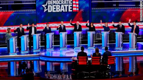2020 Presidential Debates Fast Facts