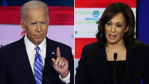 Analysis: Harris dropped a bomb on Biden that's bigger than politics