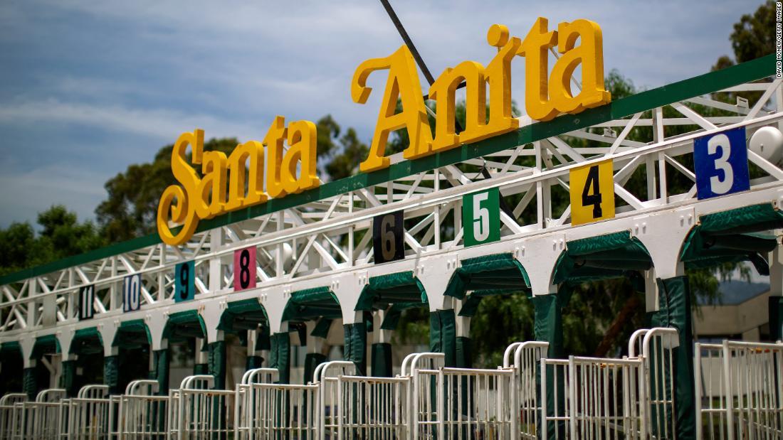Το ένα τρίτο άλογο πέθανε στο Santa Anita Park από την αρχή του έτους