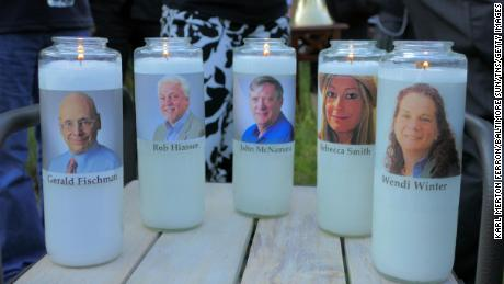 One year since shooting: How the Capital Gazette is remembering their fallen