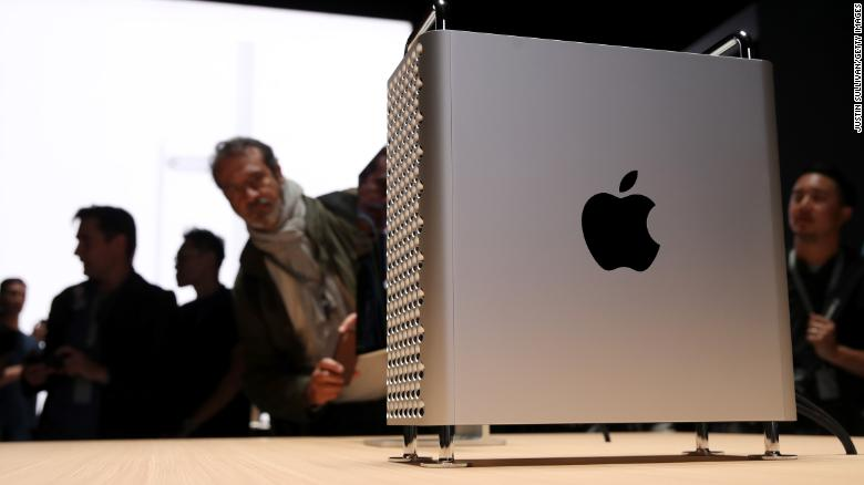 The new Mac Pro will be assembled in China.