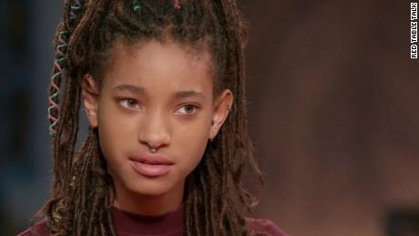 Image result for Willow Smith reveals previous struggle with self-harm