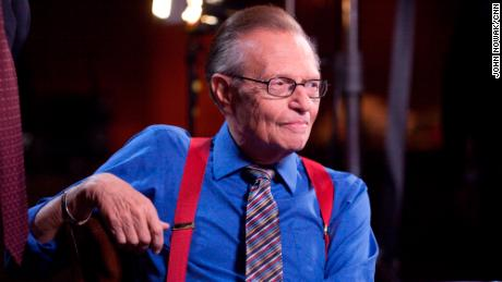Larry King, legendary talk show host, dies at 87