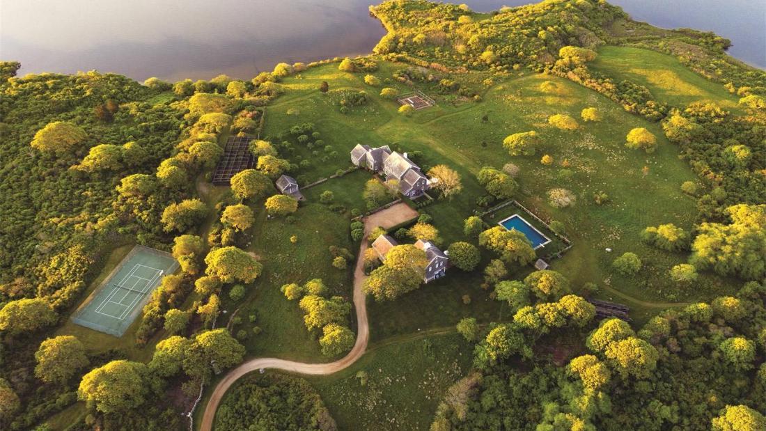 Jackie Kennedy's Martha's Vineyard estate is on sale for $65 million