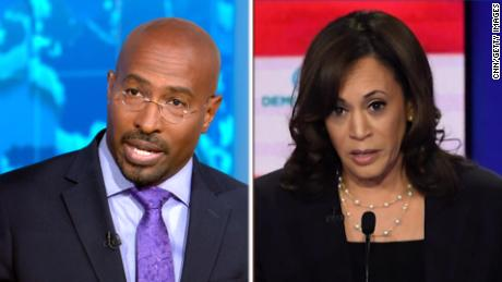 gloria borger van jones praise kamala harris nbc debate analysis bts vpx _00001809