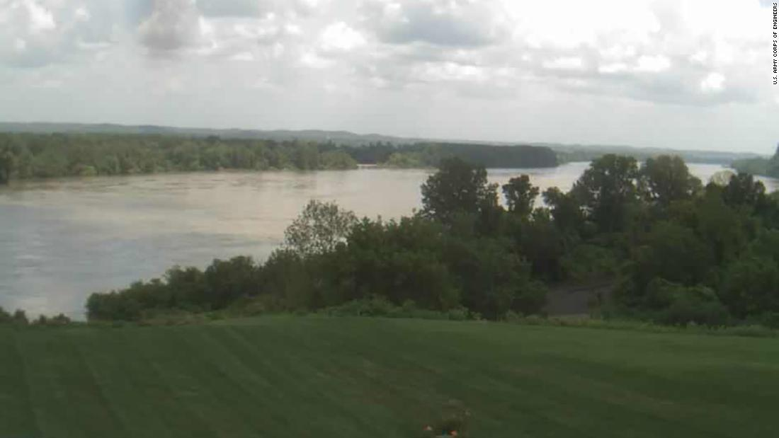 With any Midwestern rainfall this summer, the Missouri River could flood the lower basin region