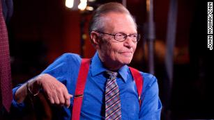 In pictures: Legendary talk-show host Larry King