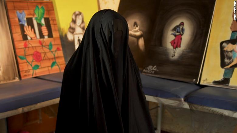 Ahlam, a former ISIS bride, left her husband to start a new life in Baghdad, where she was sold into prostitution.
