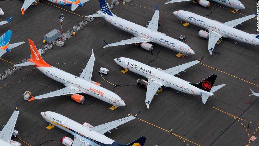 Whistleblower testifies that Boeing ignored pleas to shut down 737 MAX production