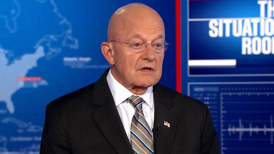 Clapper: 2020 election 'absolutely' open to interference