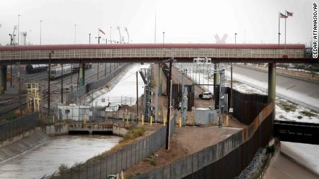 Three men were found dead in a canal in El Paso, Texas, near the US-Mexico border on June 10.
