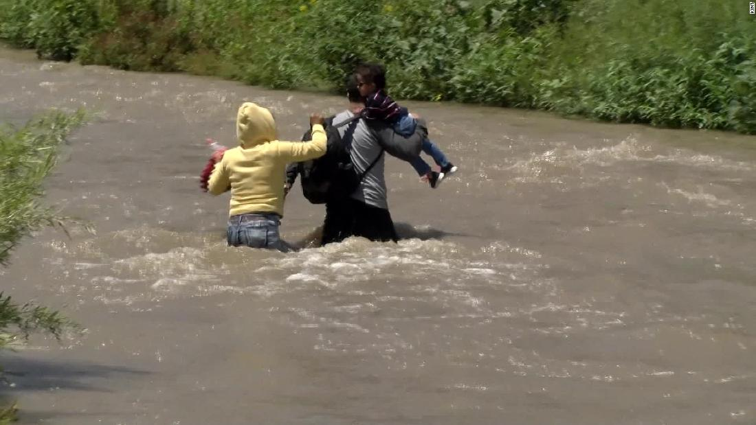 Drownings in West Texas canals spiked in the past month. Authorities fear migrants are dying while crossing into the US